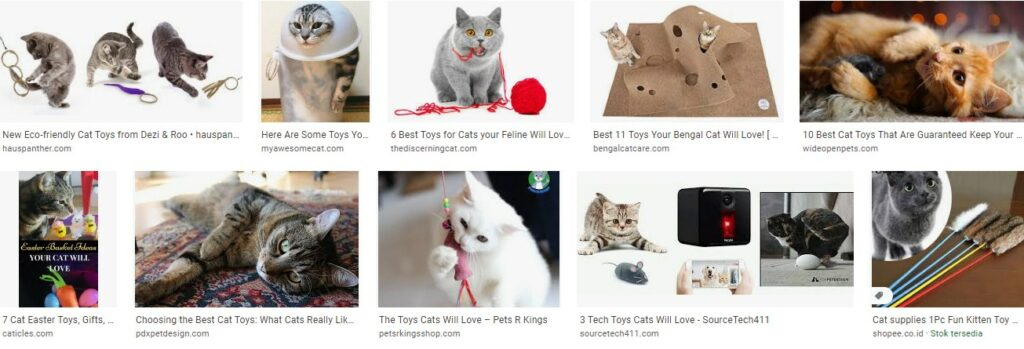 The Toys Cats Will Love