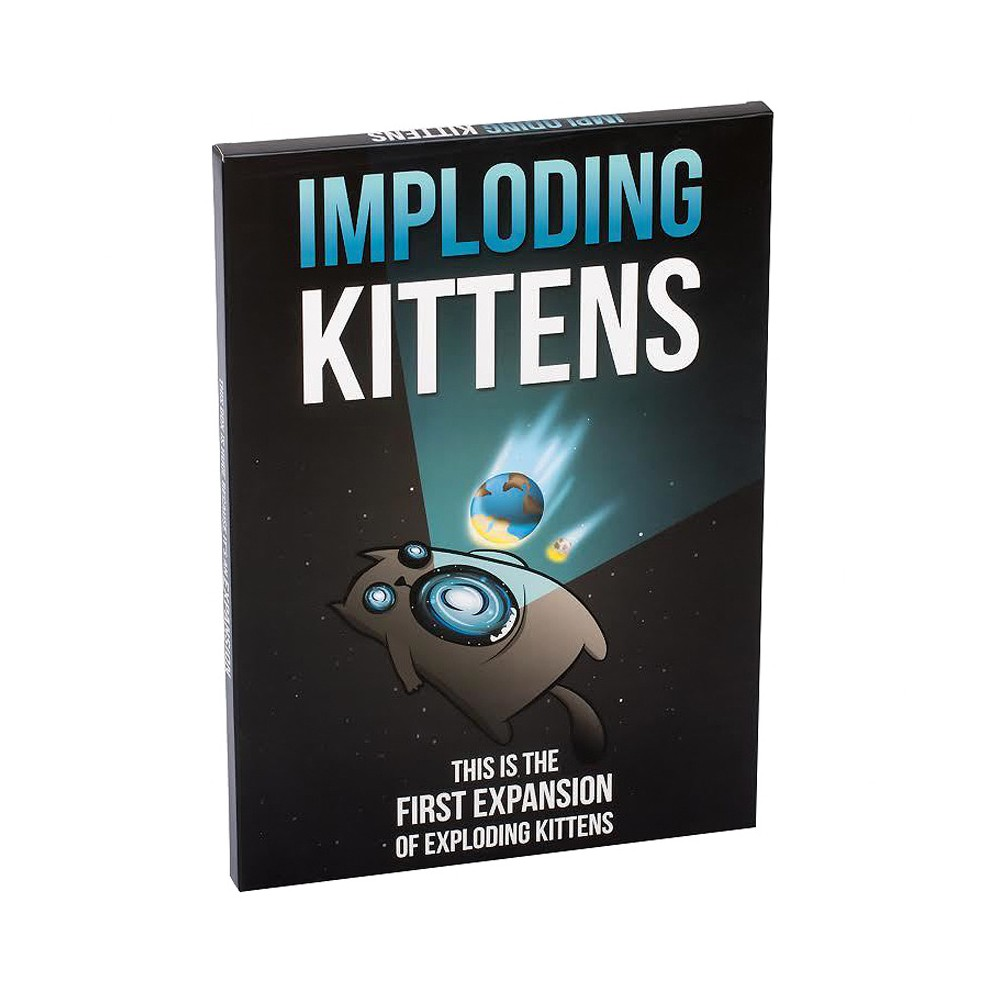 Exploding Kittens Expansion Pack Cards